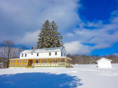 French Woods Farm near Callicoon NY welcomes you