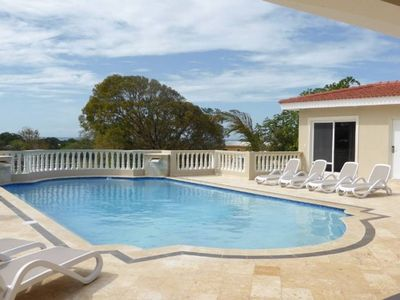 Photo for In the beautiful little vacation town of Sosua located in the northern part of the Dominican Republic, there is a myriad of villas available to rent that are ideal for tourists and visitors.