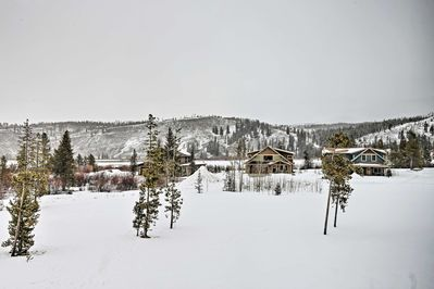 Located just 10 minutes from Winter Park Resort, you won't miss a day on the slopes!