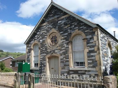 Photo for Quiet village just 4 miles from Llangollen, in lovely Ceiriog Valley