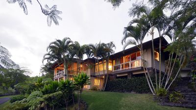 Photo for Modern Luxury Estate On Private 9 Acres Coffee Orchard w/ Spectacular Ocean View