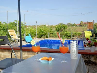 Photo for AL080 -Holiday house with heated pool