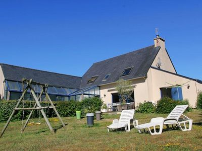 Photo for 5 bedroom Villa, sleeps 11 in Moëlan-sur-Mer with Pool and WiFi