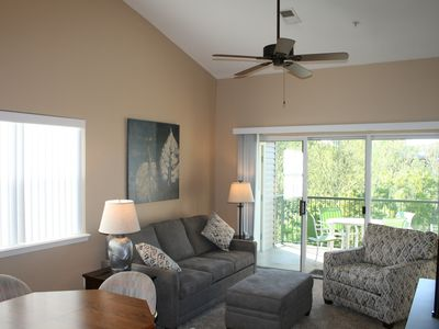 Photo for Completely Remodeled! Clean & Quiet. Walk to Golf, Swimming, and Grille!