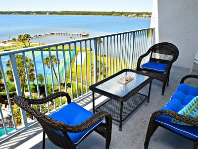 Photo for Budget friendly with beautiful views and outdoor space - including a fishing pier!