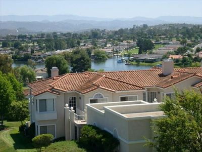BEAUTIFUL CONDO WITH UNUBSTRUCTED VIEW OF MTS & LAKE