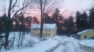 Photo for 1BR Farmhouse Vacation Rental in Chester, New Hampshire