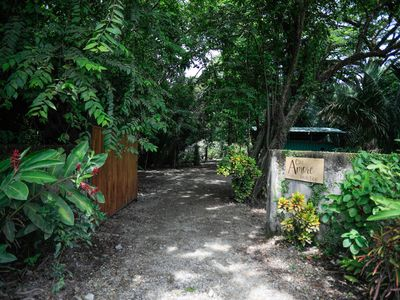 Photo for Private Estate BEACHFRONT,  A/C, Concierge, WIFI, Housekeeping BEST Beach Price!