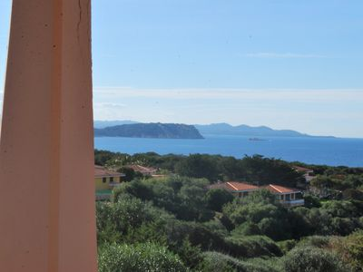 Photo for Holiday house with stunning sea view 500 m from the beach