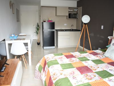 Photo for Studio Apartment (1 bed) Buenos Aires City Center.