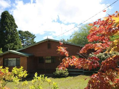 Photo for Telopea House | Walking distance to Leura Mall and backs on to bush with walking tracks