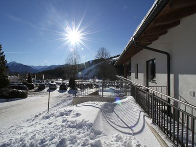 Photo for Cross-country skiing and skiing directly from the house.