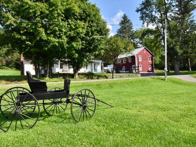 Photo for Cooperstown Dreams Park Rental Prop., Rabbit Run, a renovated 1890's Farmhouse.