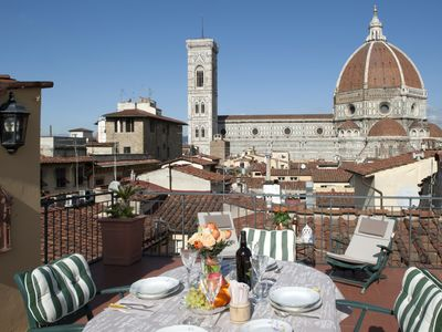 Photo for Casa di Dante Roof Terrace