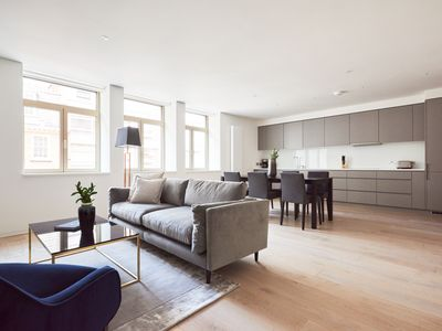 Photo for Sonder | Oxford Circus | Modern 2BR + Laundry