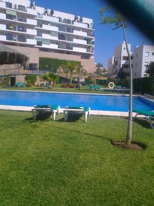 Photo for Lovely Beach Apartment In Miraflores,Mijas Costa with WiFi and International tv