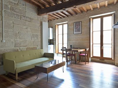 Photo for New! Charming apartment in the historic center of Uzès