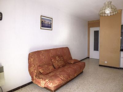 Photo for Apartment le Plein Sud II in Le Grau du Roi - 4 persons, 1 bedrooms