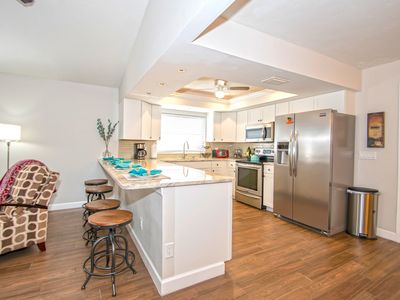 Photo for Newly Renovated Naples Park home just minutes to Vanderbilt Beach and Shopping