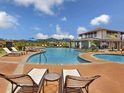 Photo for New Heart-of-Poipu Condo With A/C, Community Pool, Golf Course View: Pili Mai 6A