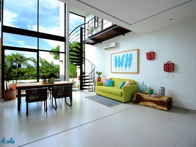 Photo for Premium & Exclusive 2-Story Penthouse with Rooftop by olahola