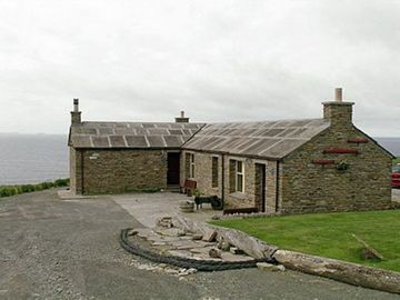 Trumland House, Rousay, Scotland, UK