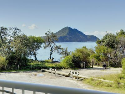 Photo for 3 'Albacore', 12 Ondine Close - waterfront, pool, lift & views