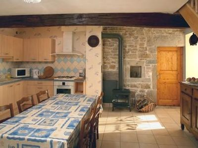 Photo for 2BR Cottage Vacation Rental in Plasne, Bourgogne-Franche-Comté