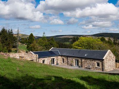 Photo for LEYLAND BARN, near Morpeth - rural cottage for 4 with Wi-Fi and wood burner