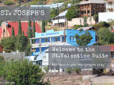 Photo for St. Valentine Suite in the Heart of Old Bisbee