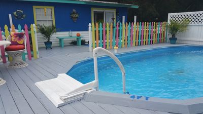 Photo for 1BR Guest House Vacation Rental in Dunnellon, Florida