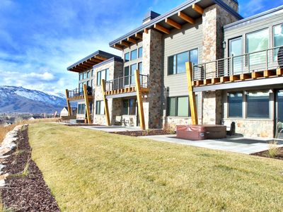 Photo for Ridge 3BR w/ Private Hot Tub, Mtn Views, near Powder Mtn and Snowbasin