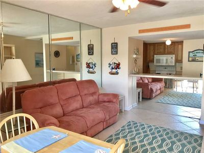 Photo for Studio condo with Murphy Bed |  Sleeps 2 | 3 outdoor pools