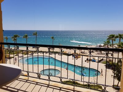 Photo for Wanna Get Away? Amazing Beach Front 2/2 in Rocky Point!