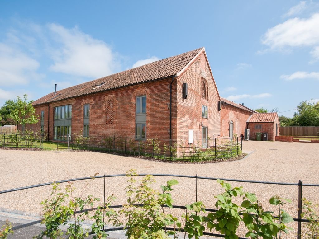 Luxury Barn in North Norfolk: Barn Conversion With Luxury Comfort And Beautiful ... - 6818387