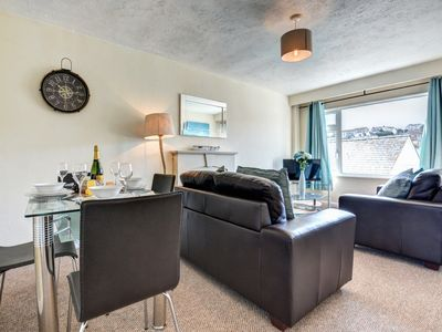 Photo for Ocean Cove is a modern spacious second floor holiday apartment. Easily accessed via a communal stair