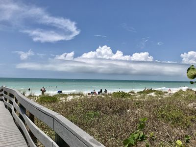 Photo for NEW! Crystal Sands Beach House at Indian Rocks Beach! Best Location!