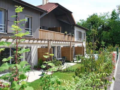 Photo for New, comfortable, four-star villa near Lake Annecy