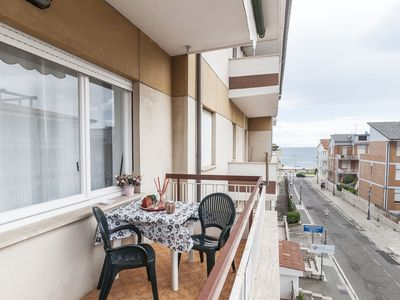 Photo for HOLIDAY HOUSE VALLE SPLENDIDO APARTMENT WITH SEA VIEW