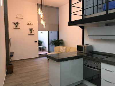 Photo for Modern Loft 150 meters from the beach