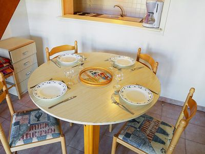 Photo for Apartment 175 m from the center of Fréjus with Internet, Parking, Terrace, Washing machine (125045)