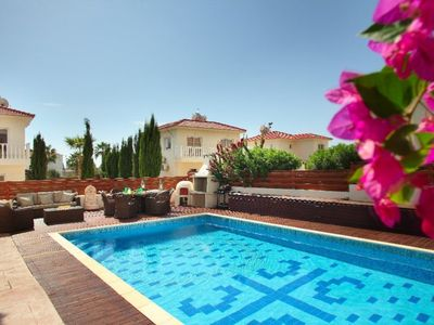"Photo for Villa Loreana ""short walk from Nissi Beach"" Ayia Napa Villa 135"