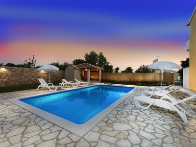Photo for Zadar New-builded villa for relaxing holiday far-away from traffic and noisy