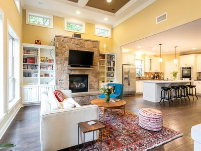 Photo for East Austin Luxury Custom home + Studio Apartment