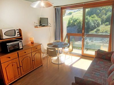 Photo for One bedroom Apartment, sleeps 4 in Le Cruet with Pool and WiFi
