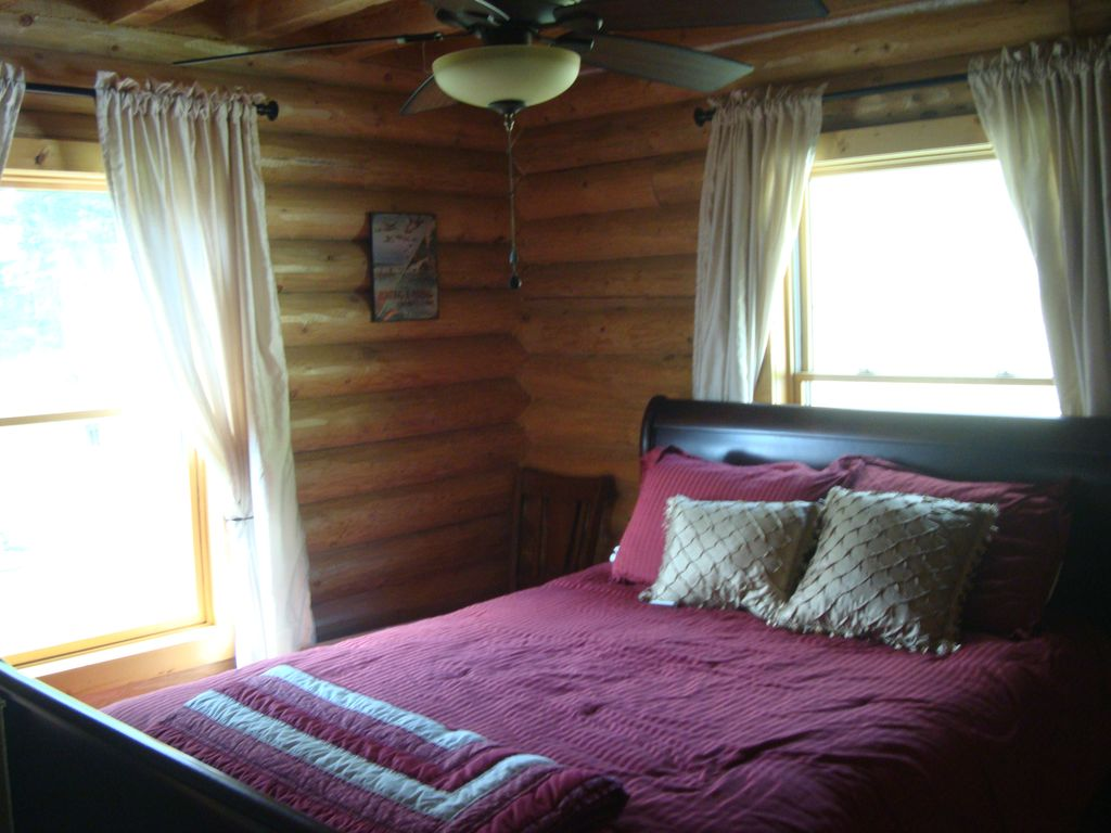 Mountain Top Log Cabin Retreat Lost City West Virginia