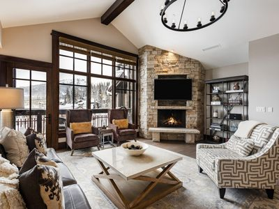 Luxury Ski-In, Ski-Out Arrowleaf Penthouse  With Panoramic Views
