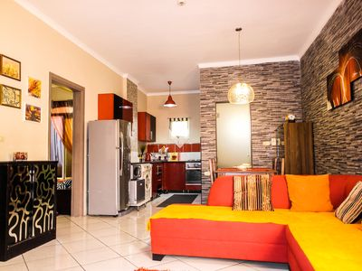 Photo for Desert Pearl ART. Stylish Apartment in Touristic Center of Hurghada
