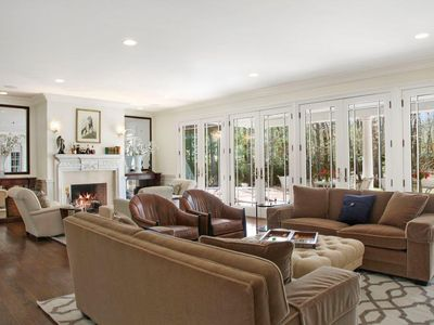 Photo for High Luxury Wainscott Estate 5br 5.5 bth Entertain in Style