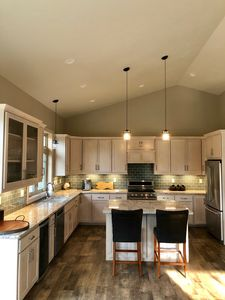 Photo for 4190 Cottage Row Ct. - New Construction Downtown Fish Creek - Walk Everywhere!